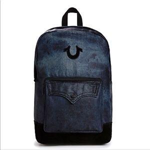 True Religion Bookbag